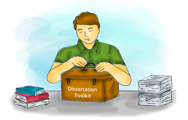 dissertation toolkit: dissertate like a boss