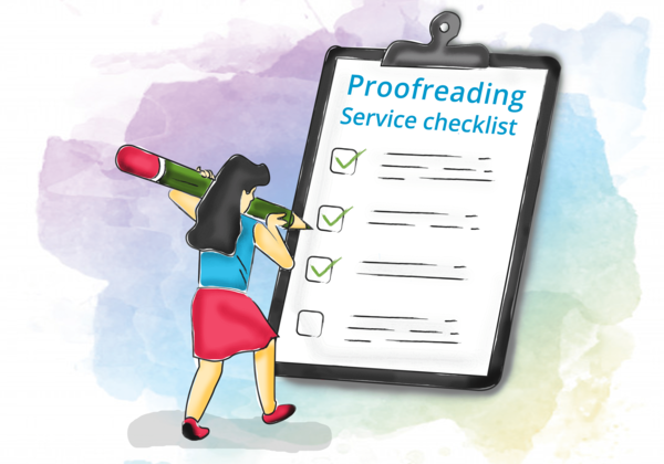 how to choose a proofreading service