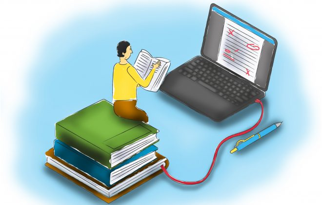 proofreading and publishing process