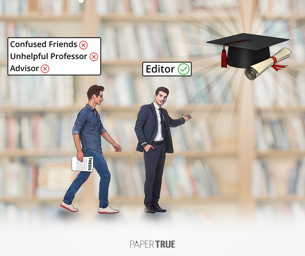 why thesis editing is important
