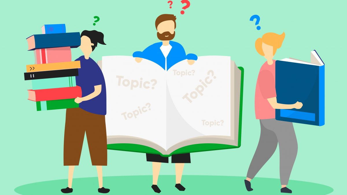 how to pick essay topic