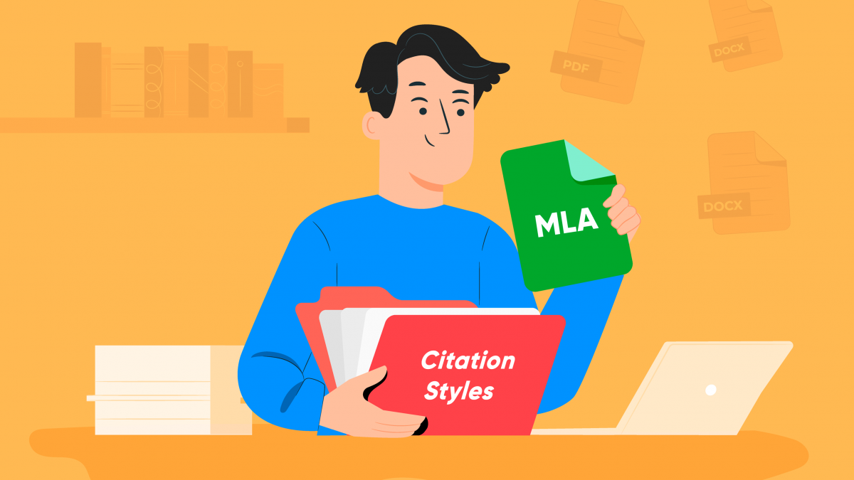 how to cite in the MLA format